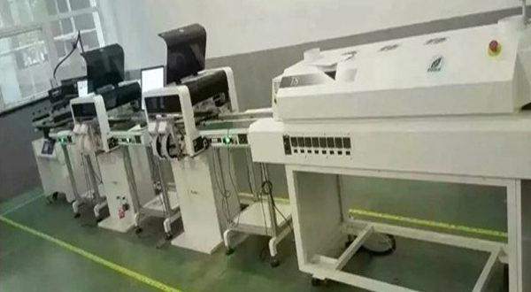 Oferta linii technologicznych do montażu SMT: